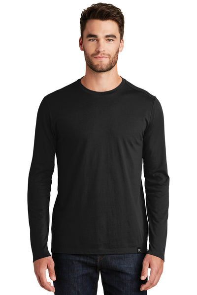 New Era ® Heritage Blend Long Sleeve Crew Tee. NEA102