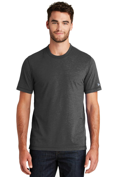 New Era ® Sueded Cotton Blend Crew Tee. NEA120
