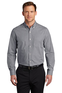 Port Authority ® Broadcloth Gingham Easy Care Shirt W644
