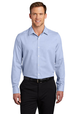 Port Authority ® Pincheck Easy Care Shirt W645