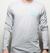 Circle Wave Long Sleeve T (Unisex)