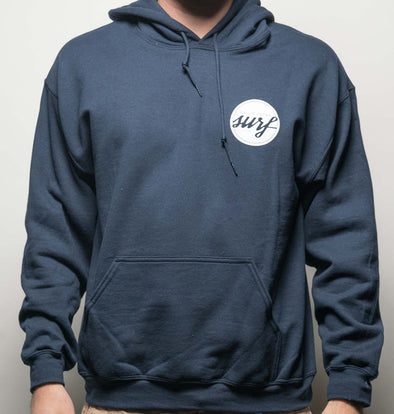 Surf Classic Pullover Hoodie (Unisex)