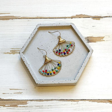 Sasha Earrings - Multi