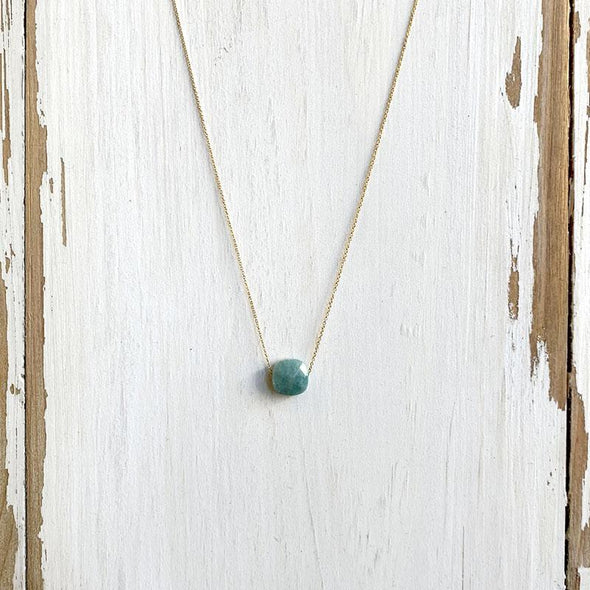 Verde Necklace - Green