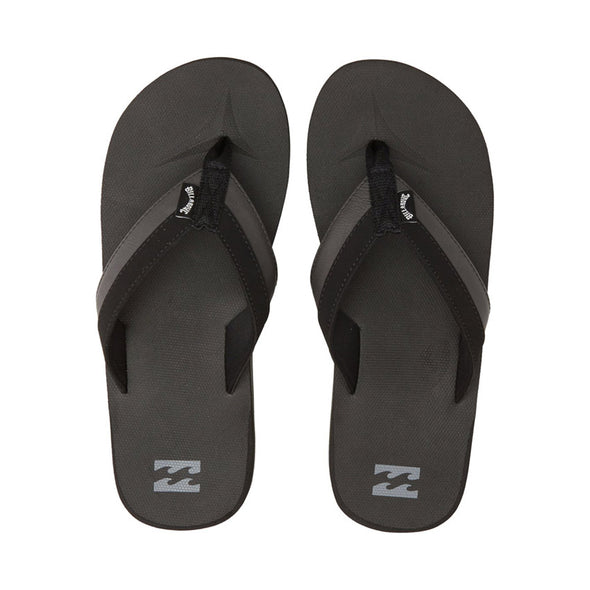 All Day Impact Black Sandals