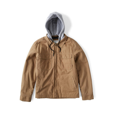 Barlow Twill Clay Jacket