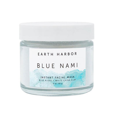 Blue Nami Instant Facial Mask