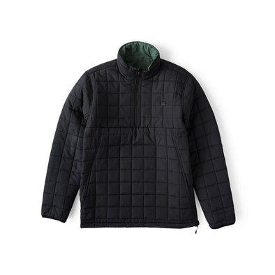 Boundary Reversible Puffer Jacket