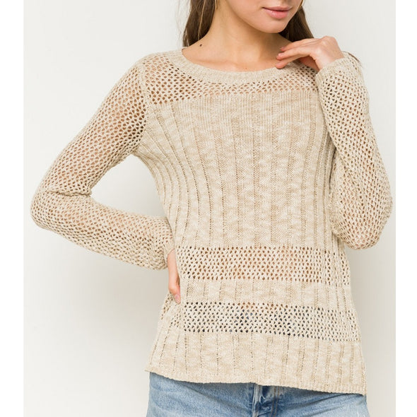Boxy Babe Sweater