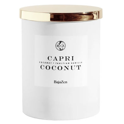 Capri Coconut Candle
