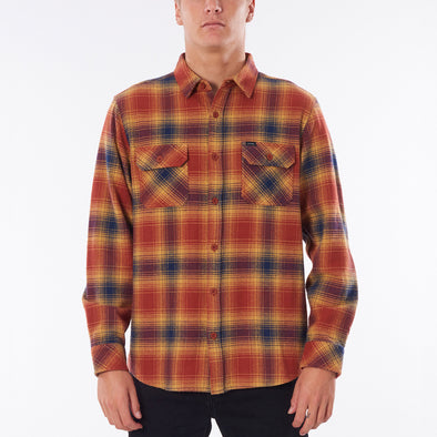 Count 2 L/S Woven
