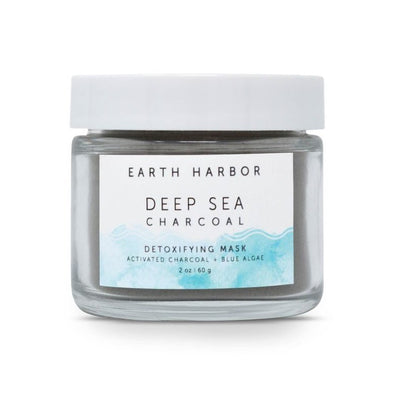 Deep Sea Charcoal Detox Mask