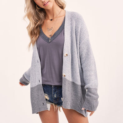 Dipping Out Cardigan