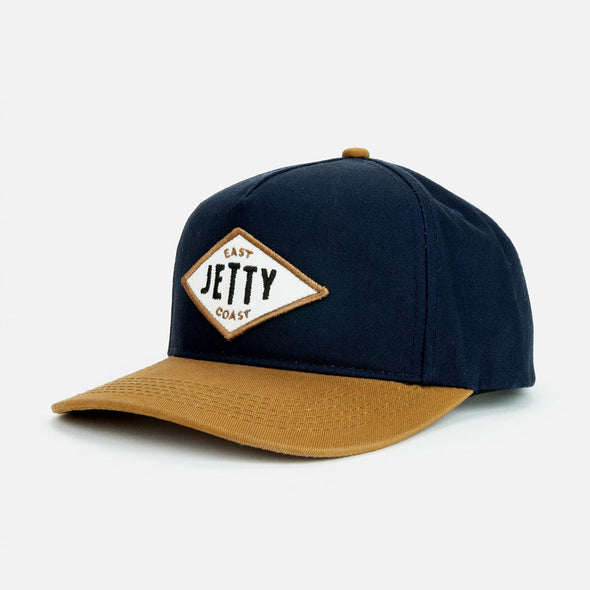 East Diamond Snapback Hat