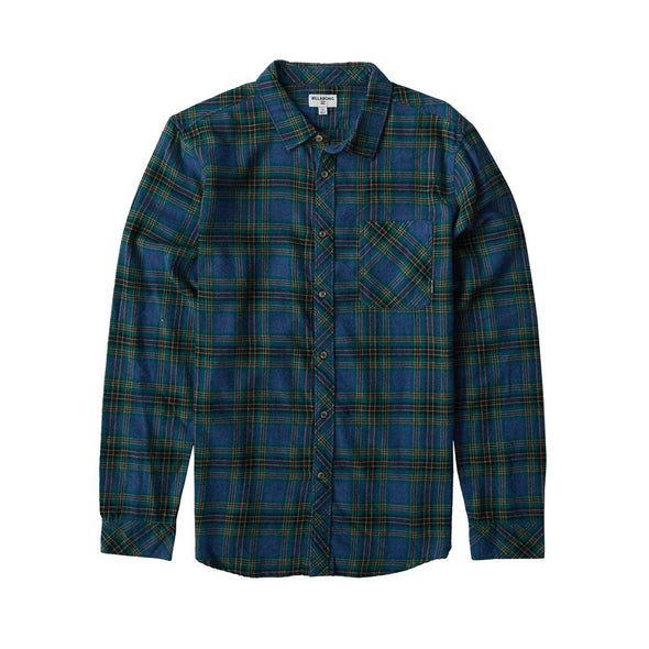 Freemont Dark Blue Flannel
