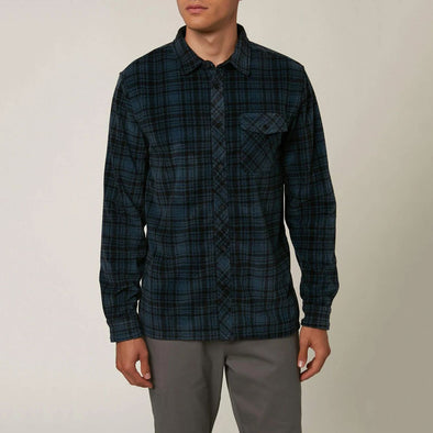 Glacier Peak Fleece Flannel