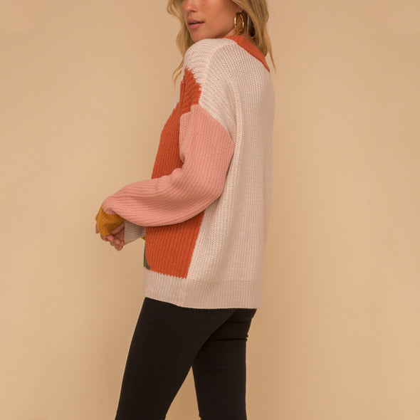 Gone Rogue Sweater