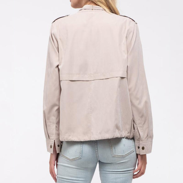 The Good Crop Jacket