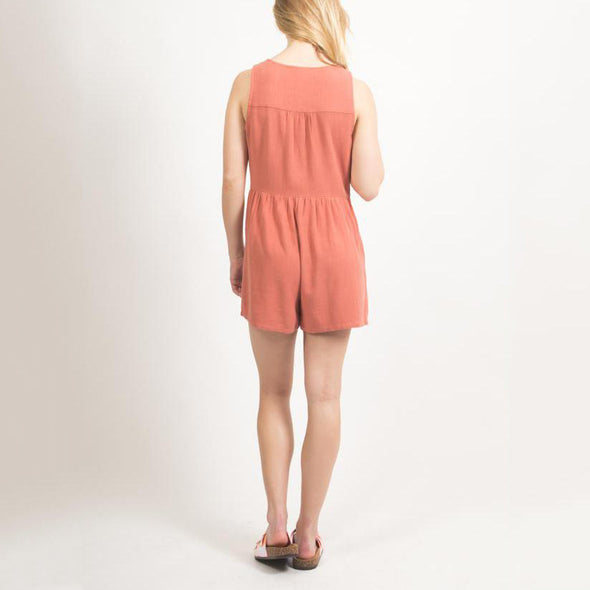 Hands are Tied Romper