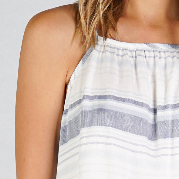 Kelly Stripe Tank
