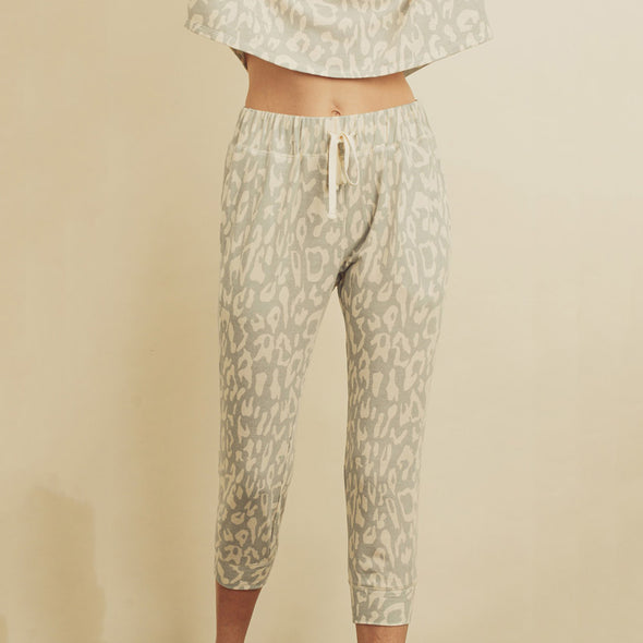 Leopard Lounge Sweats