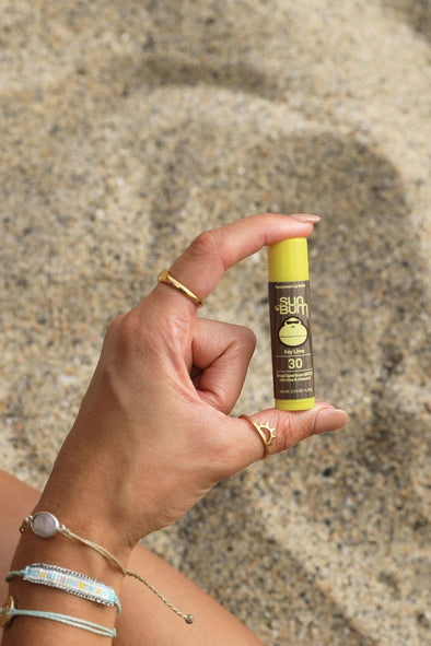 Sun Bum SPF30 Key Lime Lip Balm