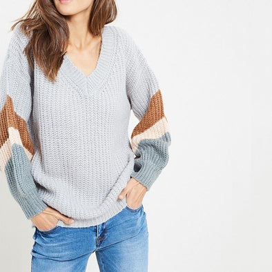 Lucy Chunky Sweater