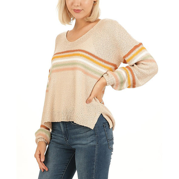 Muted Tone Sweater