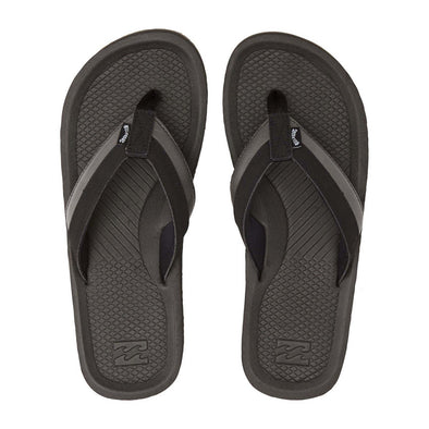 Offshore Impact Black Sandals