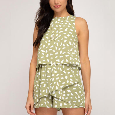 One Hundred One Romper