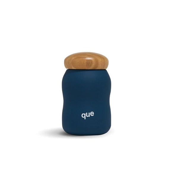 Que Insulated 12oz Bottle