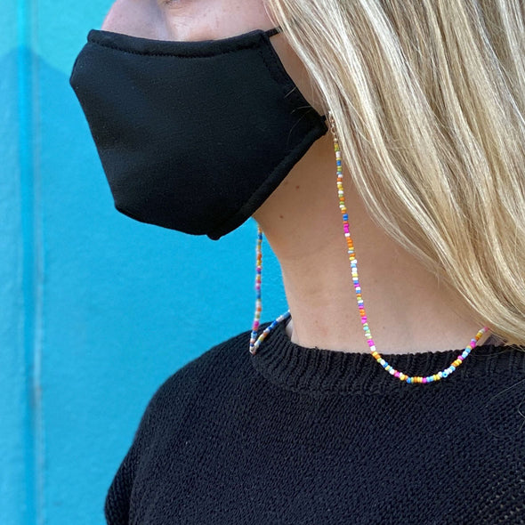 Rainbow Mask Chain