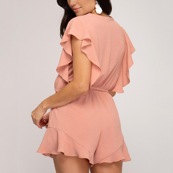 Romantic Romper
