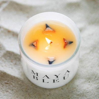 Shark Tooth Candle