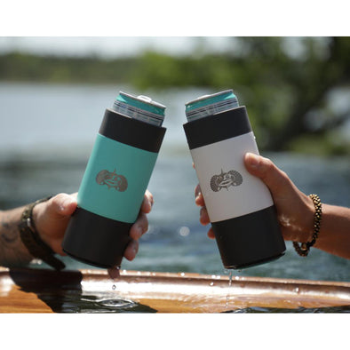 Non-Tipping Slim Can Cooler