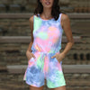 Summer Wash Romper