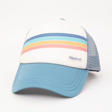 Sunshine Stripe Trucker Hat