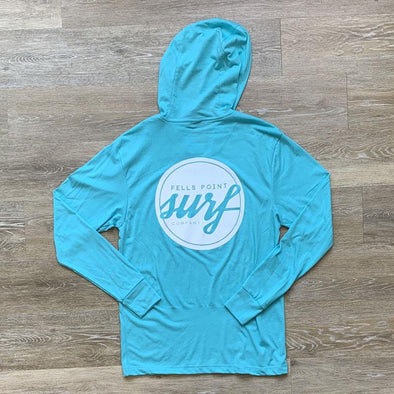 Surf Classic Jersey Hoodie