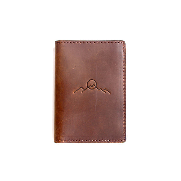 The Whiskey Summit Sun Wallet