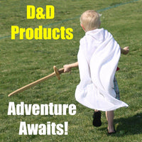 D&D Products/Adventure Awaits!