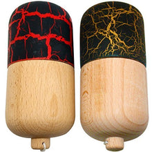 Solid Wood Pill Kendamas