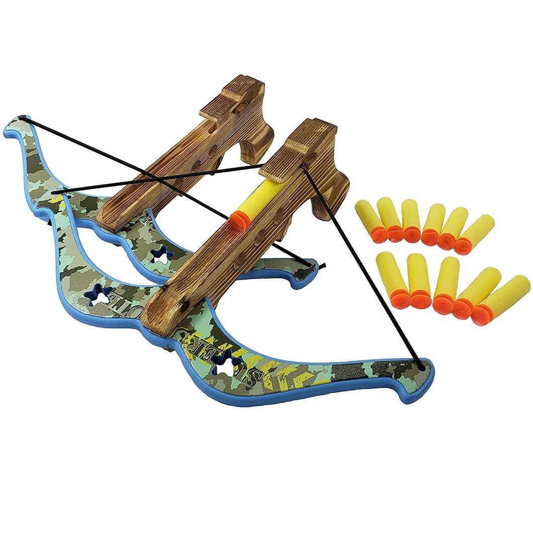 Foam Dart Crossbow 2-Pack