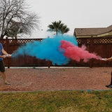 6 Pack- Color Run Cannons / Gender Reveal Cannons