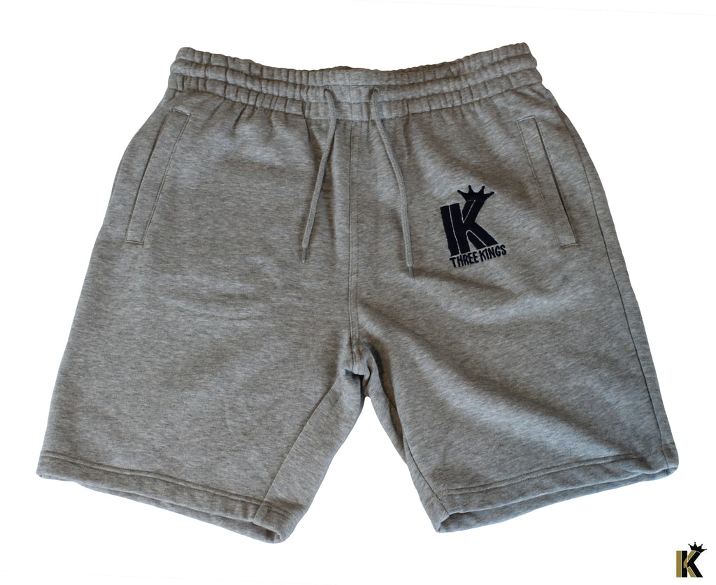 Three Kings Gray Shorts