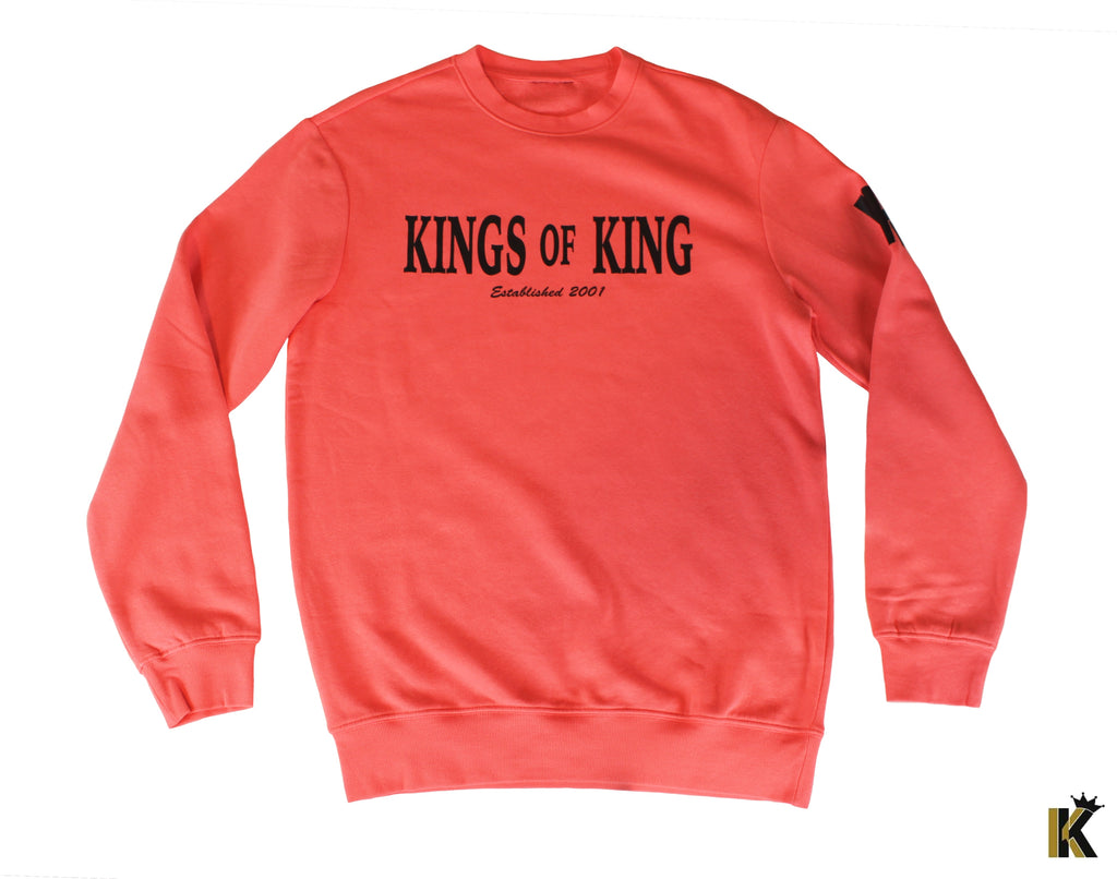 Kings of King Pink Sweatshirt