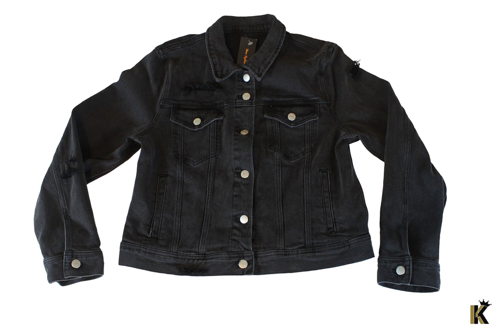 Three Kings Black Jacket