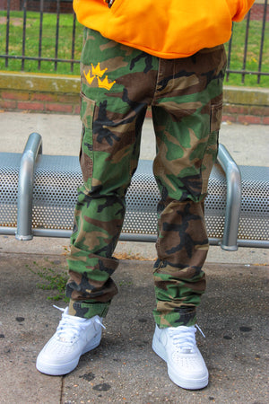 Three Kings Camo Pants