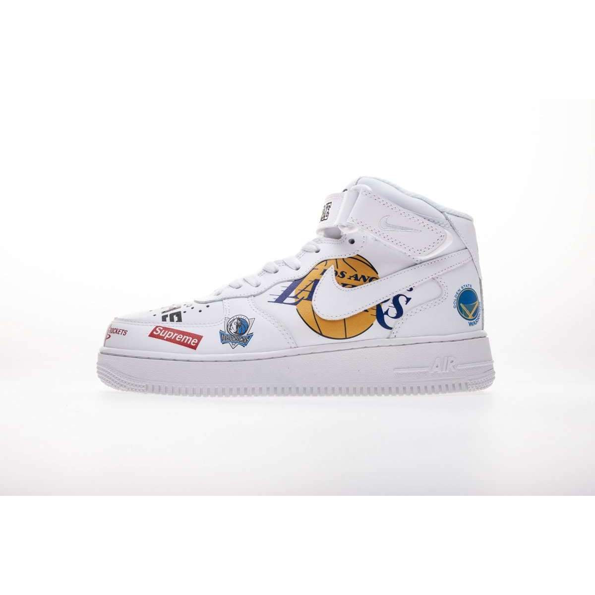 best authentic 31c39 9d5af NBA x Supreme x NBA x Nike Air Force 1 Mid 🎁🎁 FREE SHIPING DHL 🎁🎁