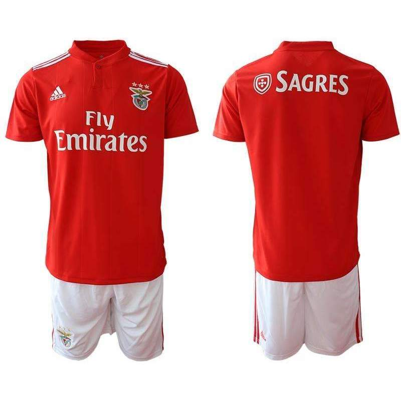 buy online 7ad2c f0834 S.L. Benfica Professional sports club Adidas Red Home Trainig Kit 2018-19  FÚTBOL SOCCER CALCIO SHIRT JERSEY FUSSBALL CAMISA TRIKOT MAILLOT MAGLIA ...