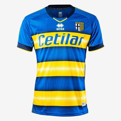 Parma Calcio 1913 Football club Away Erreà 2019-20 FÚTBOL SOCCER KIT CALCIO SHIRT Futebol JERSEY FUSSBALL CAMISA CAMISETA TRIKOT MAILLOT MAGLIA BNWT